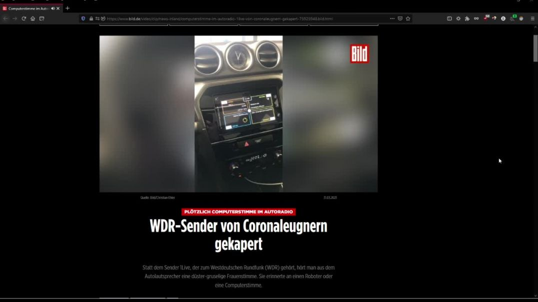 NRW - WDR-Radiosender 1Live wurde anscheinend gekapert