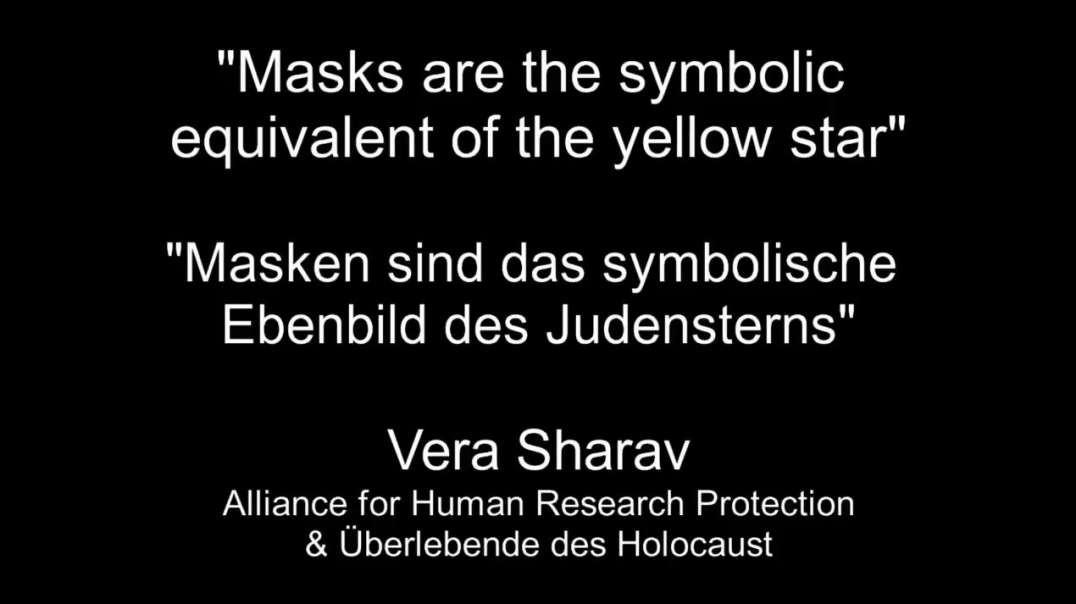 Holocaust-Überlebende: Masken sind symbolisches Ebenbild des Judensterns