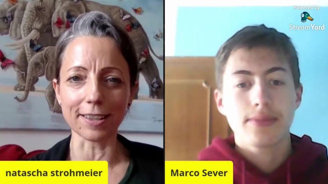 Marco, ein kritisch denkender und engagierter Jugendlicher zum C-Wahnsinn