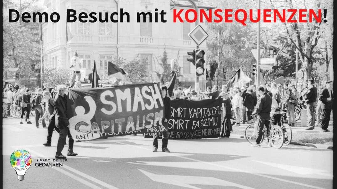 KONSEQUENZEN nach Kasseler Demo für MUTTER UND SOHN!