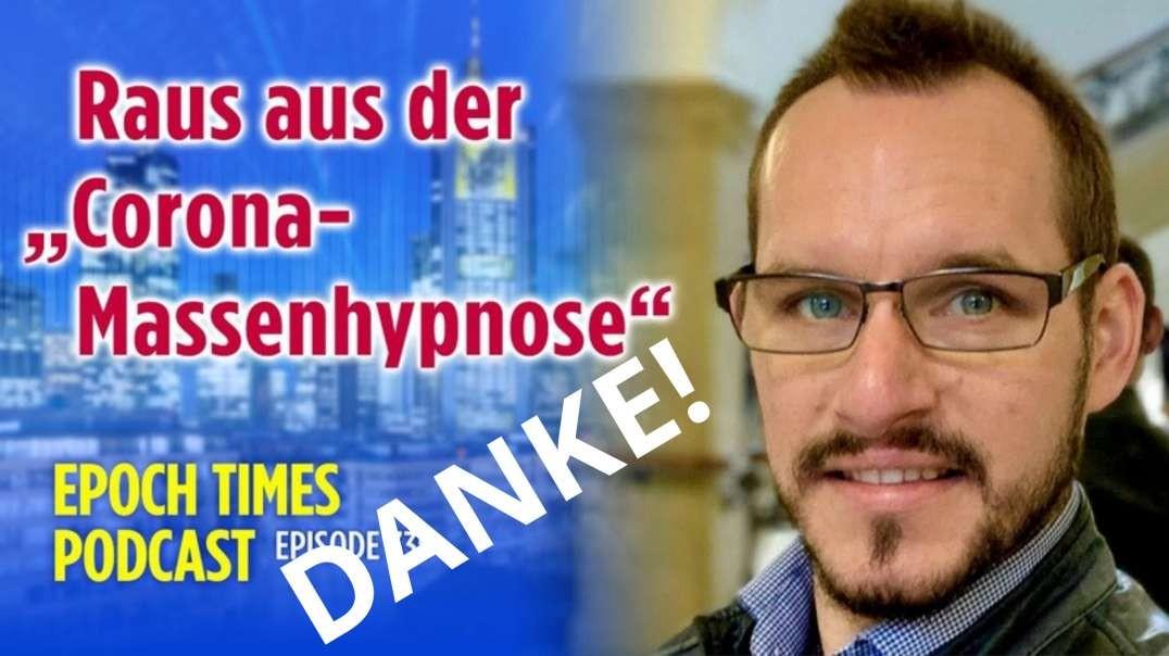 ICH DANKE EUCH! Interview EpocheTimes