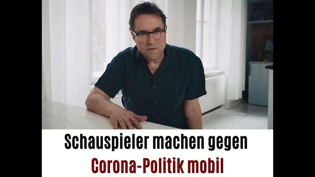 Kommt der Stimmungswandel? Schauspieler machen gegen Corona-Politik mobil