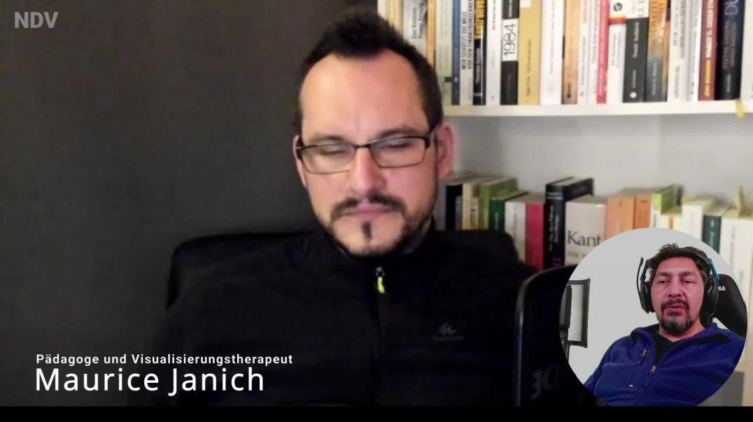 Interview Was können wir für die Kinder tun Mit Maurice Janich
