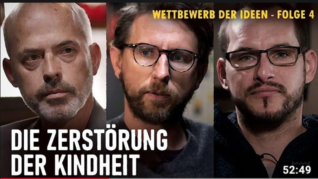 Die Zerstörung der Kindheit - Maurice Janich  Michael Hüter [Wettbewerb der Ideen 4]