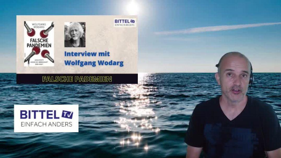 LIVE - Interview mit Wolfgang Wodarg - Falsche Pandemien