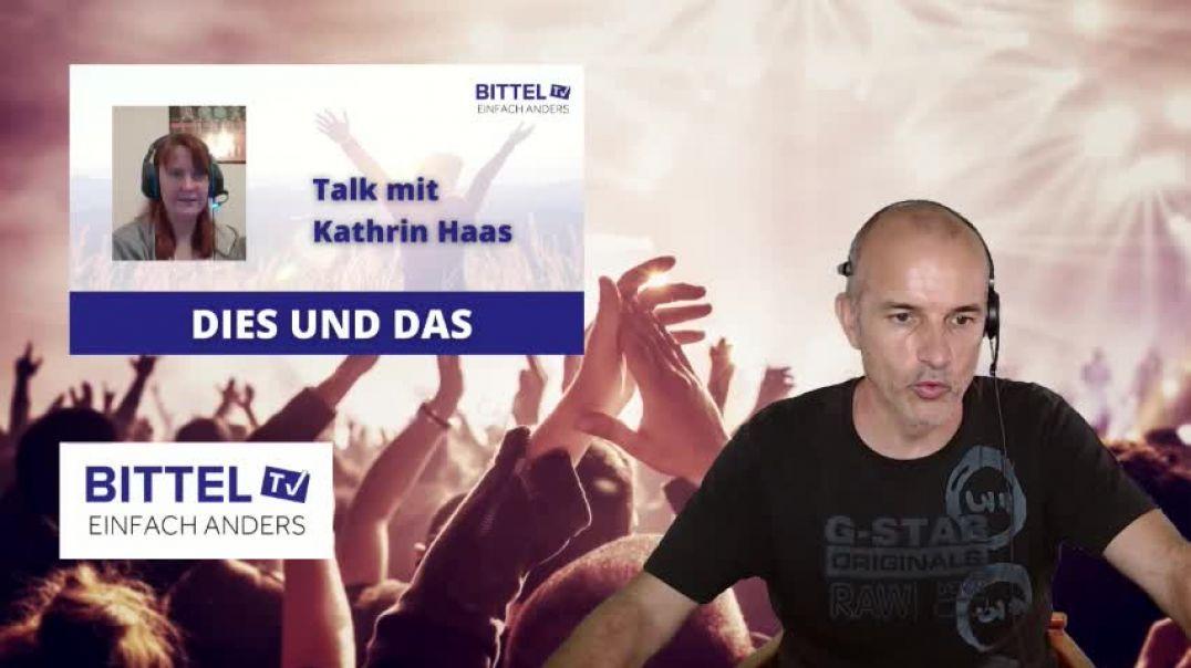 LIVE - Talk mit Kathrin Haas - DIES UND DAS