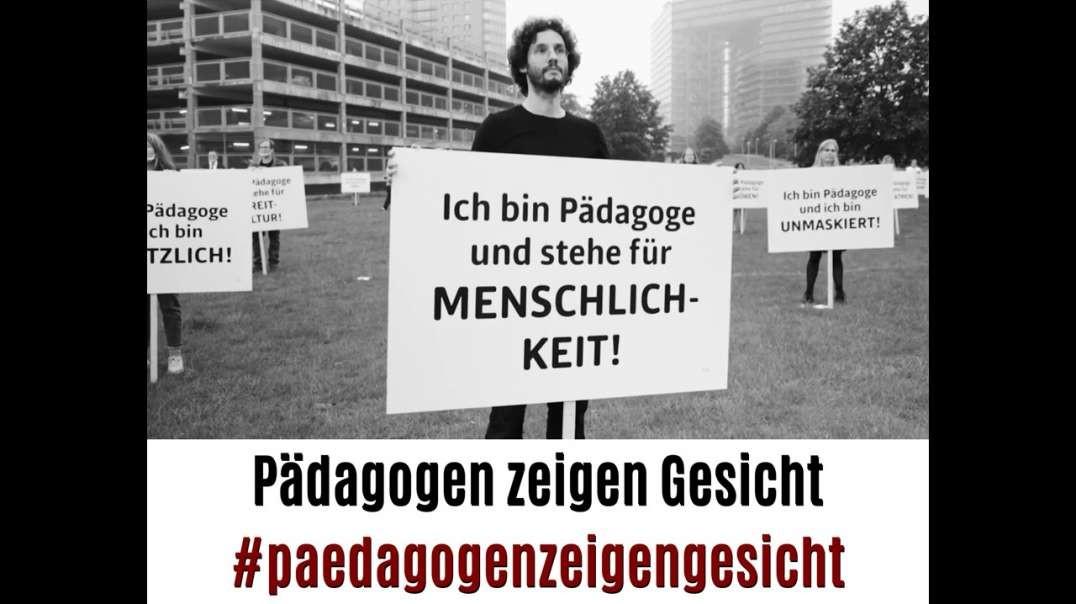 #paedagogenzeigengesicht  - Pädagogen zeigen Gesicht