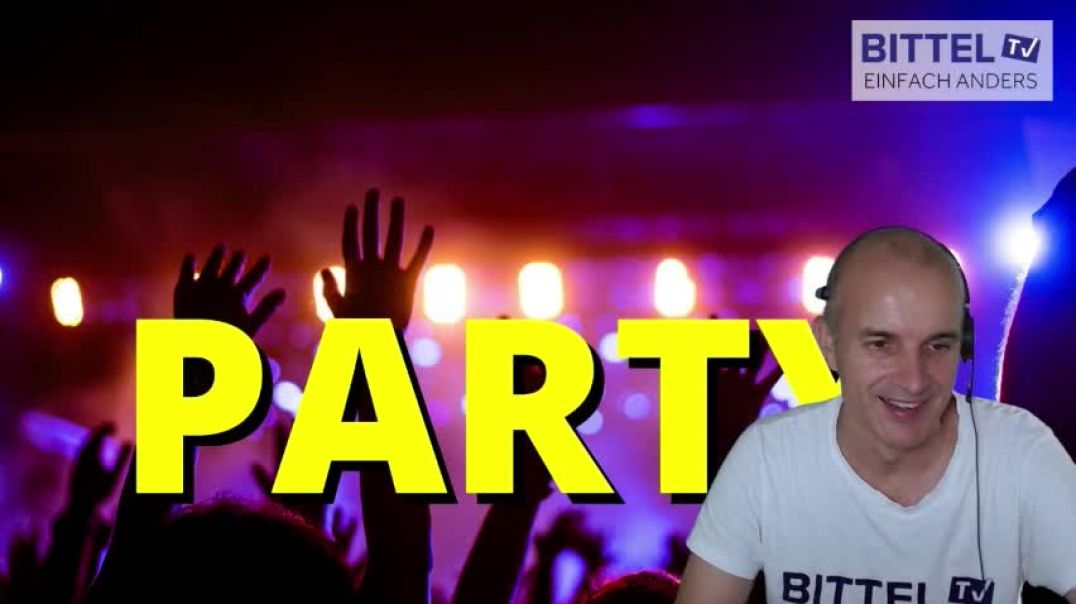 LIVE - PARTY - CORONA VERBOT