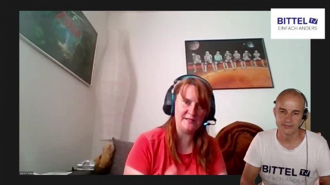 LIVE - Interview mit Kathrin Haas - Tricks der Manipulation von Psyche und Wahrnehmung