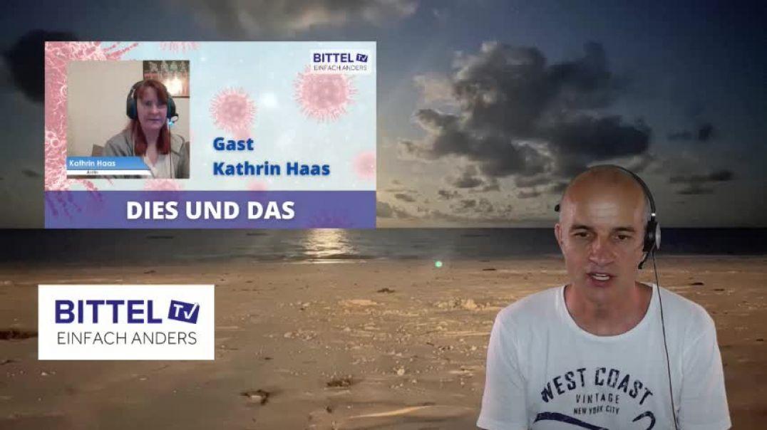 LIVE zu Gast Kathrin Haas - DIES UND DAS