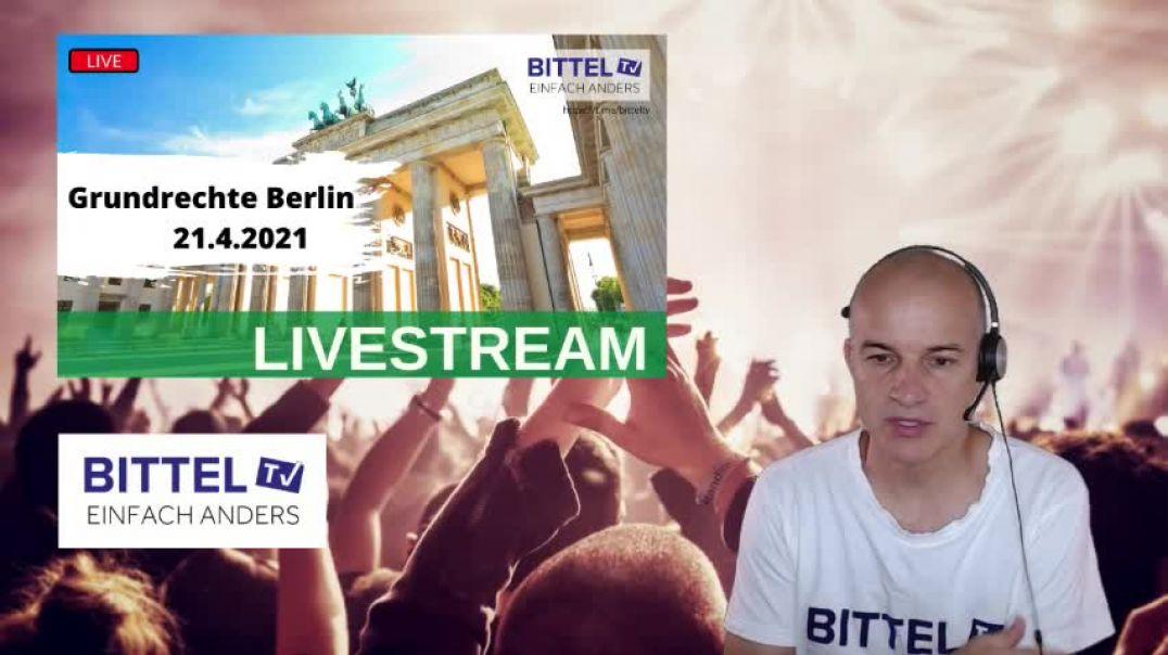 LIVE - BERLIN - Grundrechte - 1