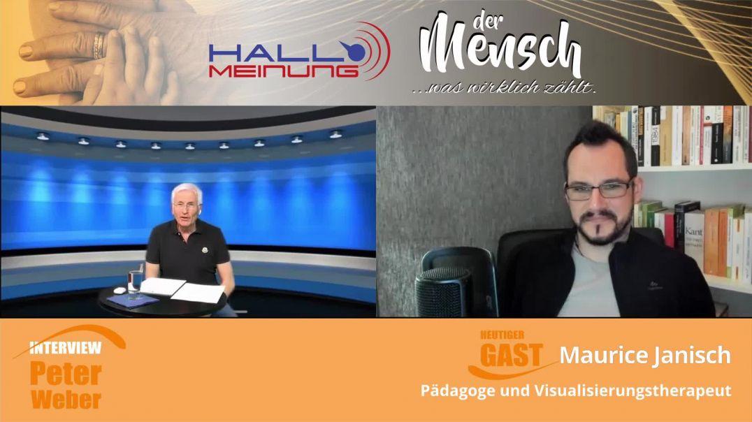 Der Mensch: Maurice Janich - Wie Kindergartenkinder...