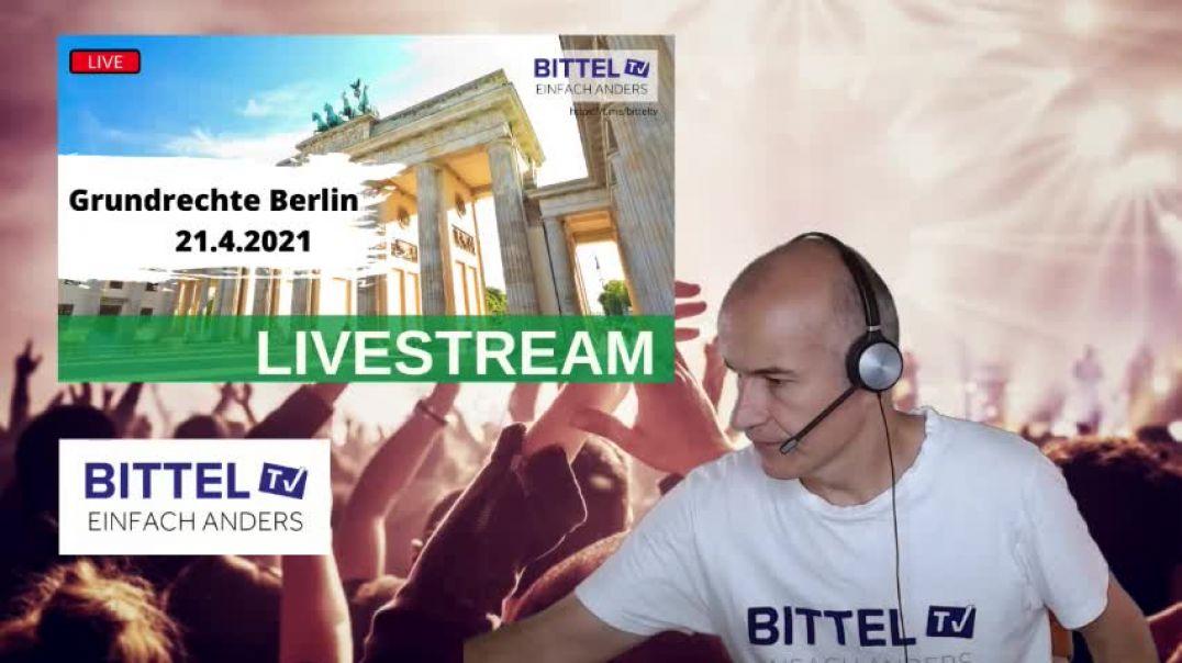 LIVE - BERLIN - Grundrechte - 2