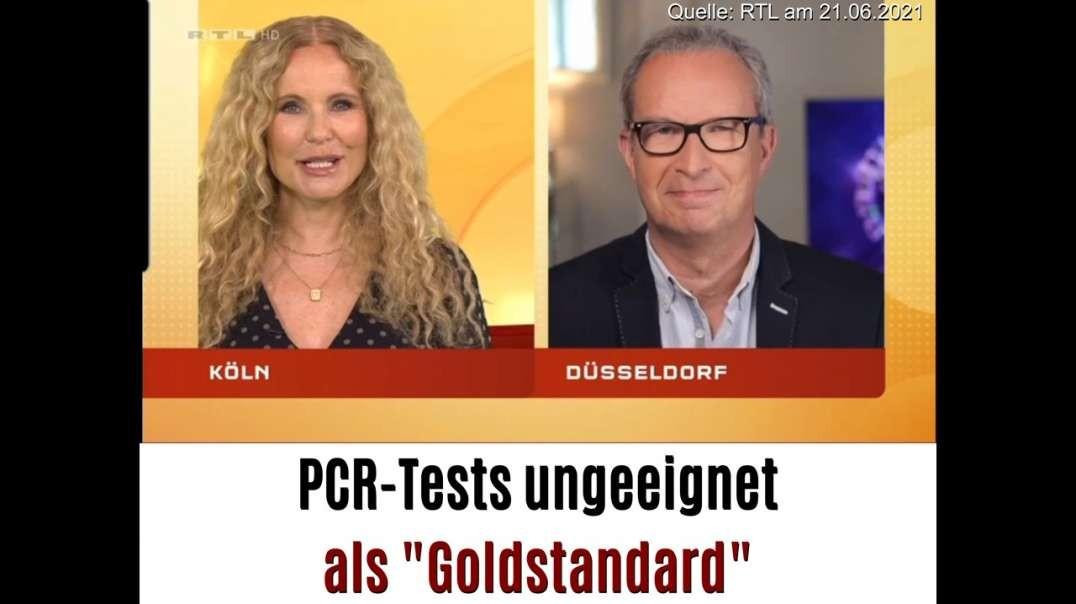 "PCR-Tests ungeeignet als ""Goldstandard"""