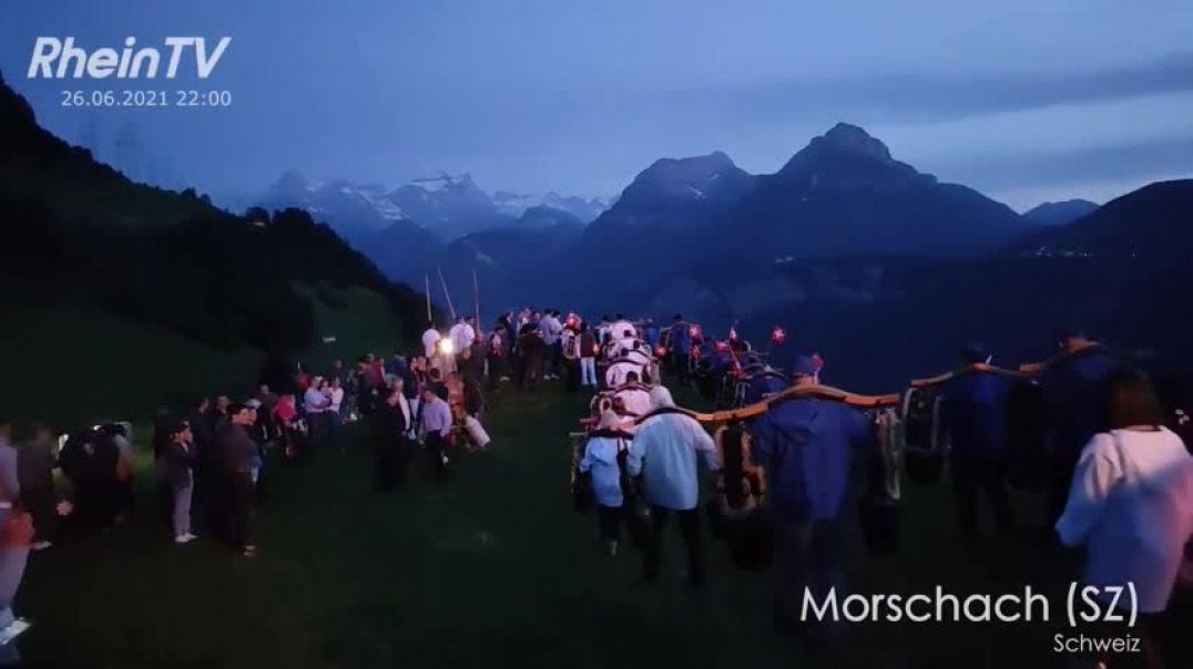 LIVE - Mahnfeuer aus der Schweiz