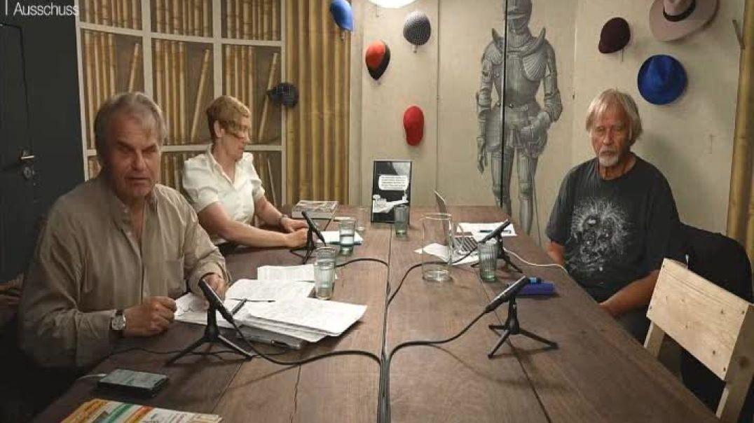 Corona-Ausschuss Nr. 59/5: Pamela und Jeff Goodman berichten über den Impftod ihres Sohnes