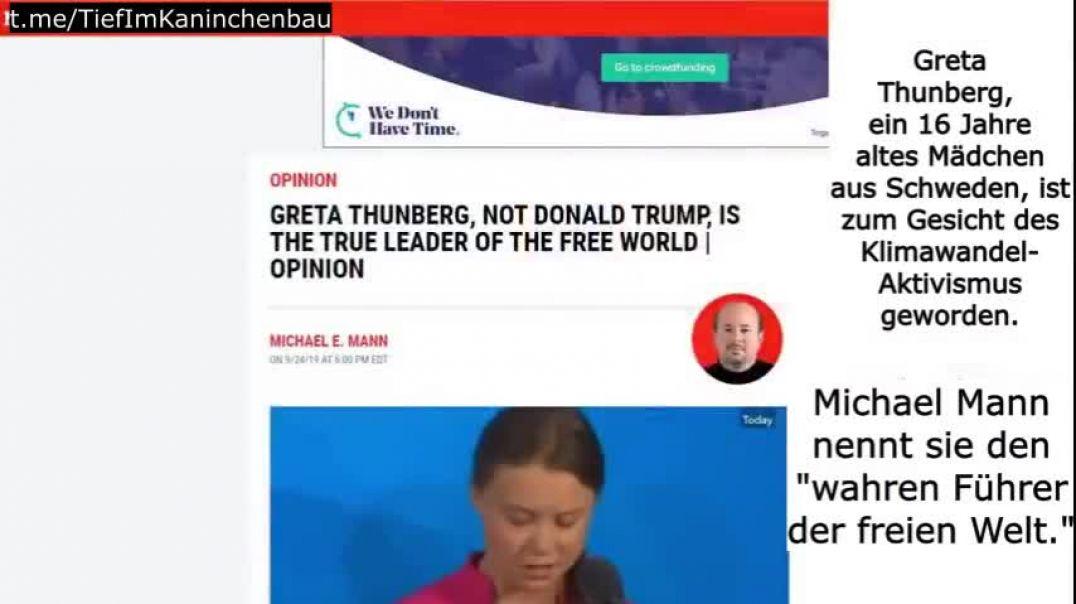 Die Hintergründe der Greta Thunberg