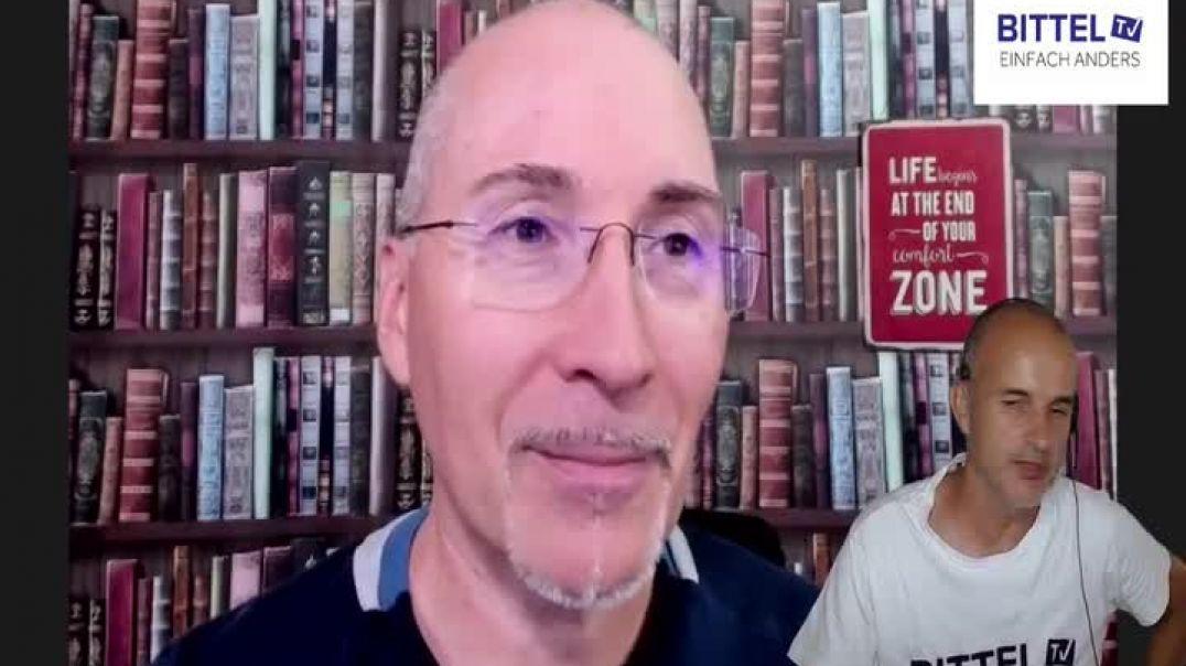 LIVE - Talk mit Robert Stein - Was ist los auf dieser Erde? - Teil 2