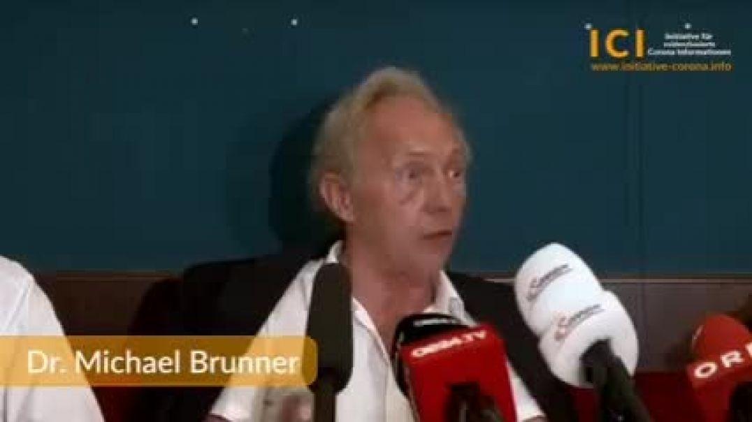 Dr. Michael Brunner über die Impfpflicht!!!