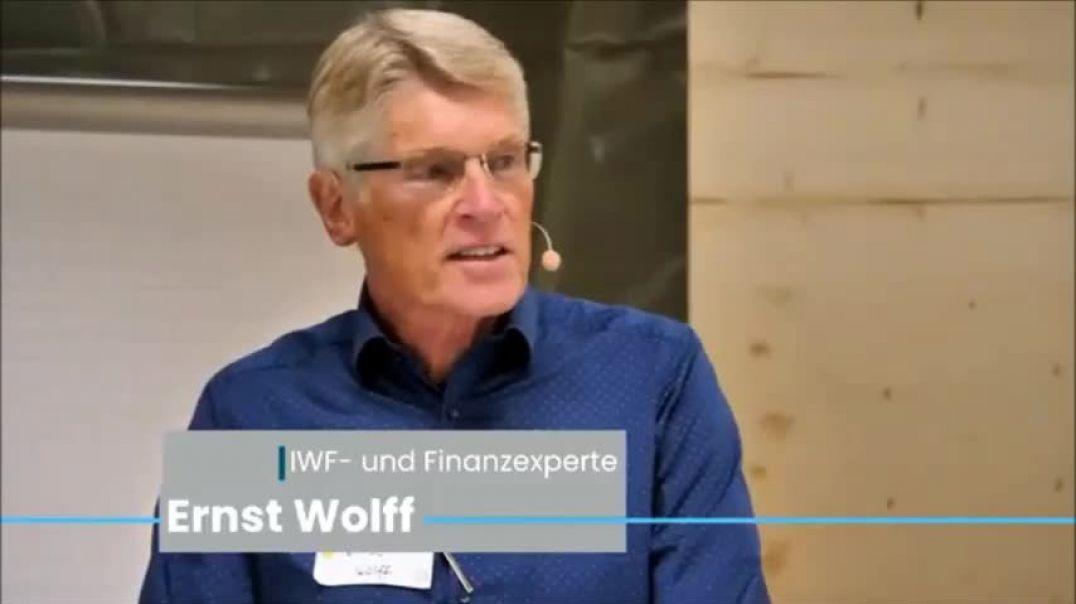 Ernst Wolff DIE ENTZAUBERUNG