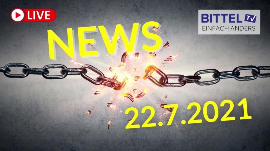 LIVE - News - 22.07.2021