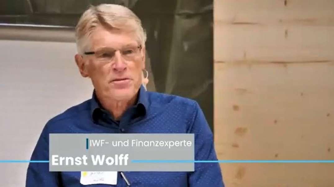 Ernst Wolff: Die nächste Weltfinanzkrise - eine Riesenchance für die Menschheit?