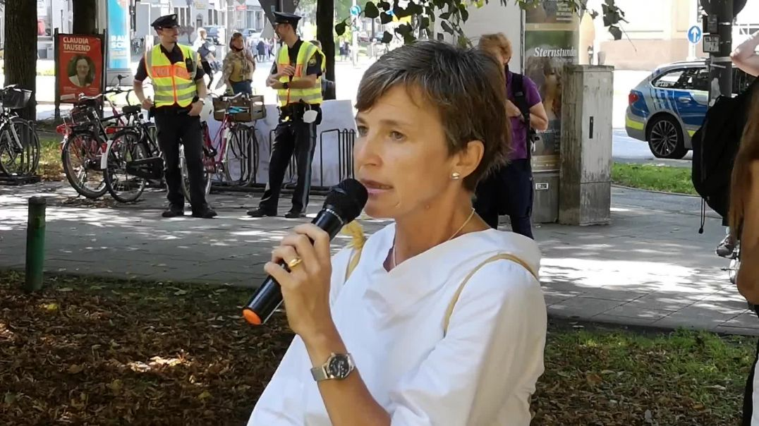 Demo Kinder stehen auf München Teil 1 - 04.09.21