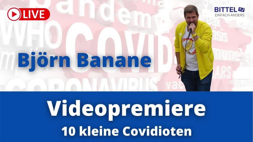 LIVE - Videopremiere mit Björn Banane