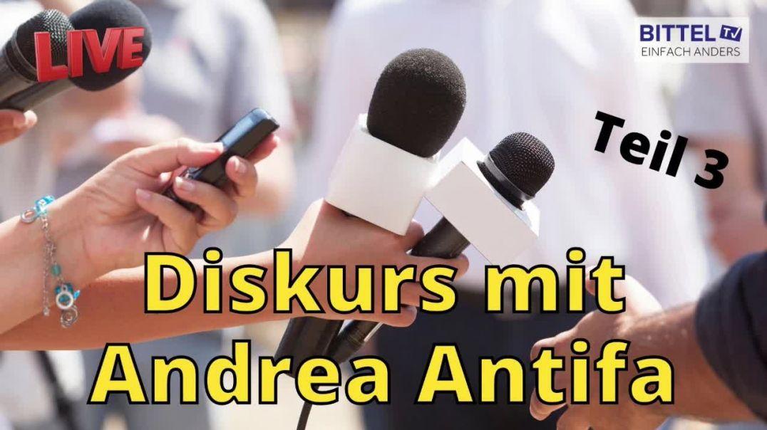 LIVE - Diskurs mit Andrea Antifa - Hat es 2020 in Deutschland eine Übersterblichkeit gegeben?