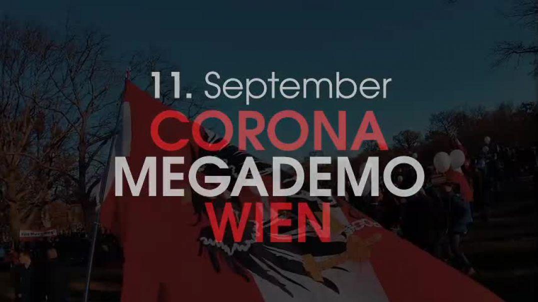 Martin Rutter - Aufruf zur Megademo am 11. September