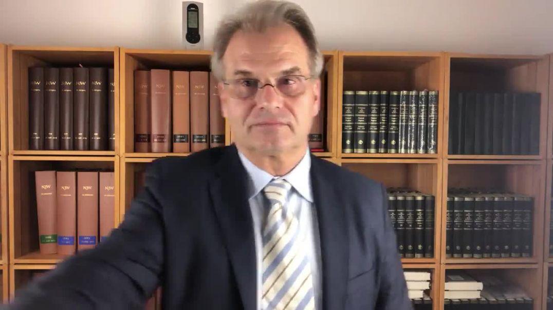 Dr. Fuellmich: Zusammenfassung der Erkenntnisse des Corona Ausschusses