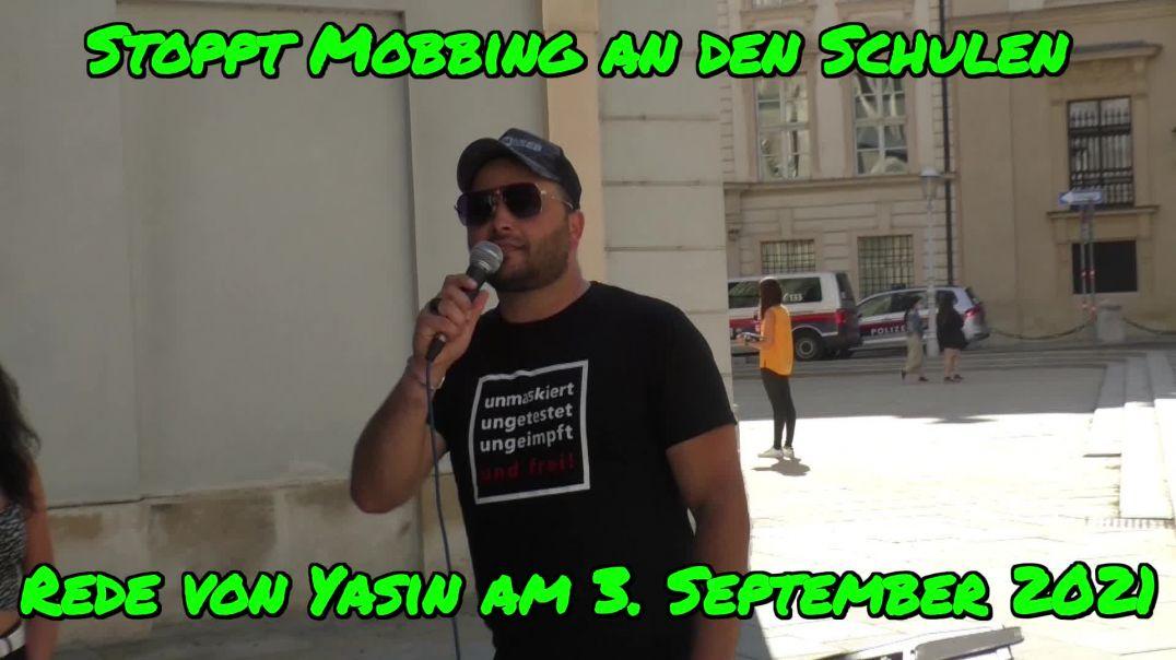 GUTE NACHT ÖSTERREICH!: DEMO WIEN vor dem Bildungsministerium am 3. September 2021
