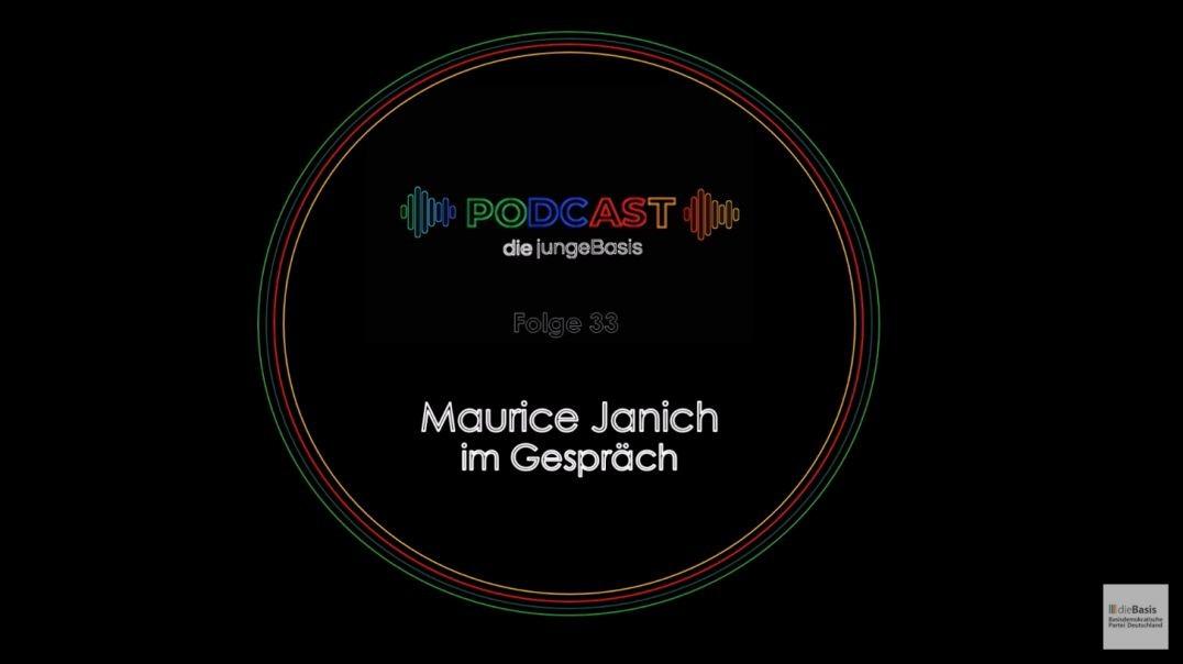 33 Die zwei Seiten der Medaille - Maurice Janich im Gespräch