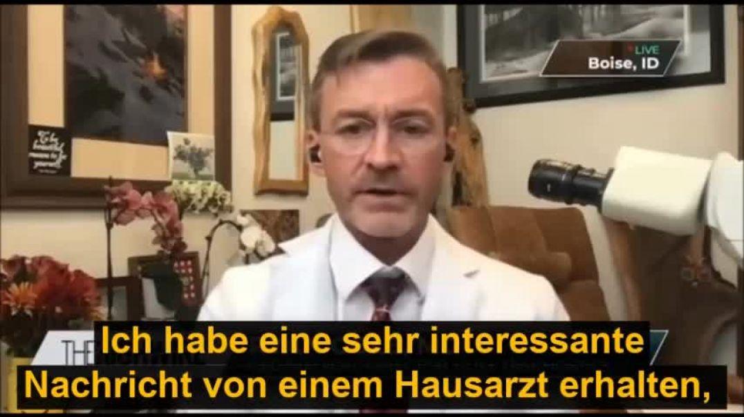 """Dr. Ryan Cole KREBS  EXPLODIERT  BEI  """"GEIMPFTEN"""""""