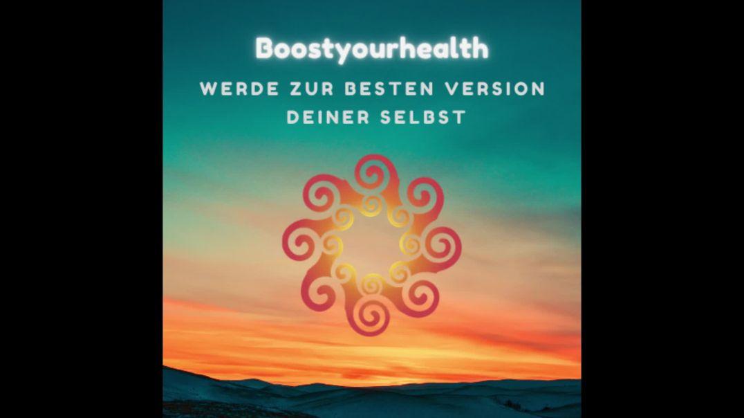 Boostyourhealth | Entspannt in und durch die Wechseljahre - Teil 1