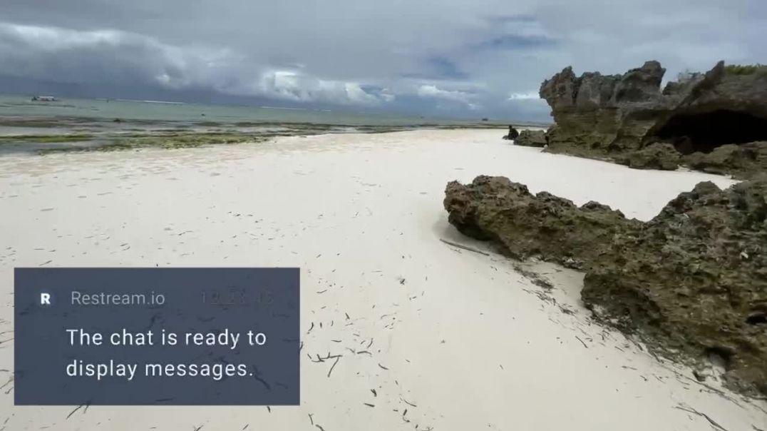 LIVE - Ferien auf Sansibar - 2. Tag - Teil 2