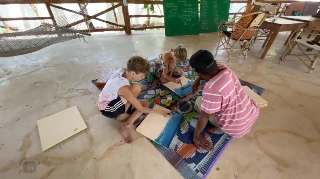 Live - Weltschule in Sansibar - Teil 1
