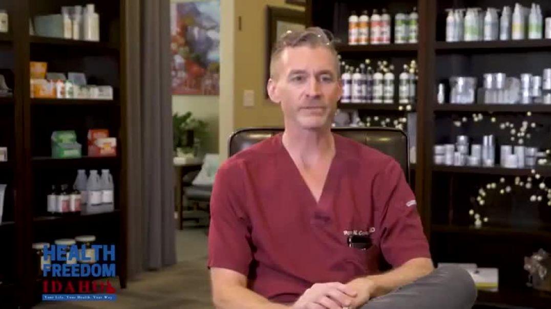 Dr. Ryan Cole: [Deutsch] Immunsystem wird durch die Corona-Impfungen geschwächt!