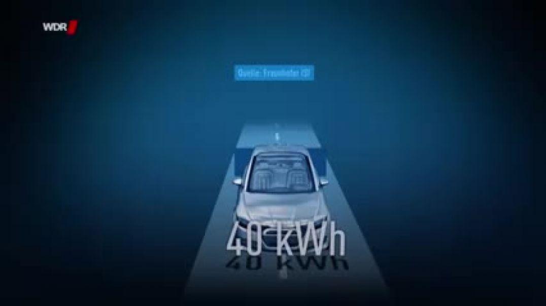 WDR Elektroauto und Umwelt
