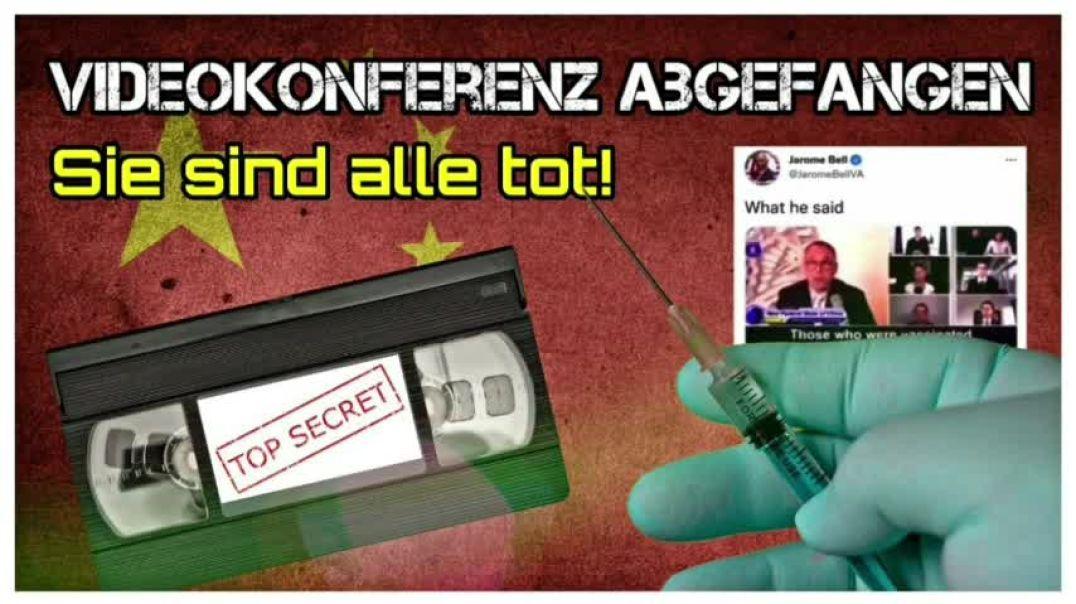 Videokonferenz der KPC abgefangen